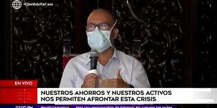 Coronavirus en Perú: ministro de salud detalla la cantidad de camas UCI