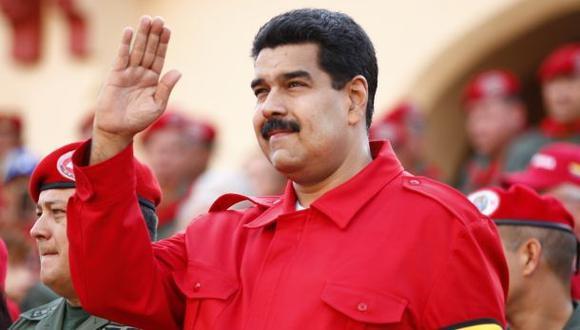Maduro, premio Nobel de la Paz, por Sostiene Menéndez