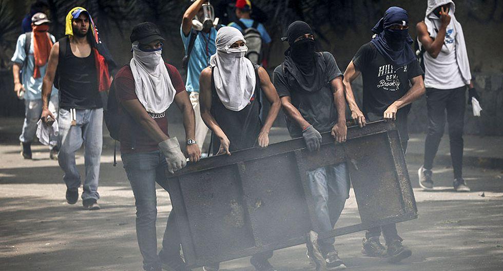 Venezuela: Las fotos más impactantes de la brutal represión - 16