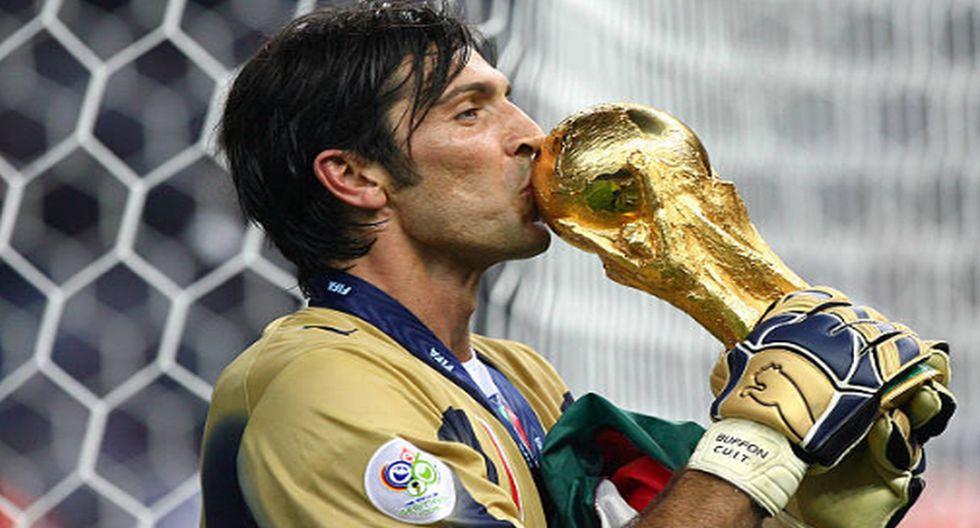Gianluigi Buffon: el antes y después del mítico golero italiano - 22