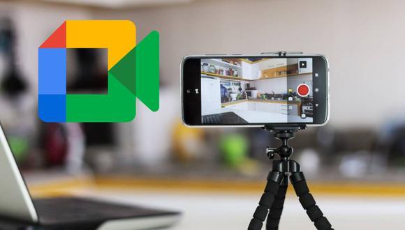 Cómo utilizar la cámara de tu celular como web cam en tu computadora para realizar videollamadas por Google Meet (Foto: Archivo / Zoom)