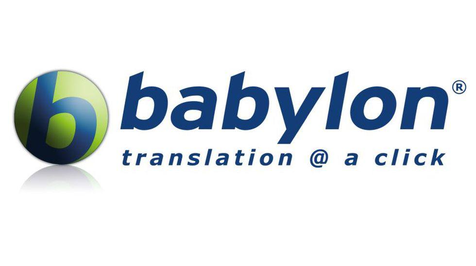 Babylon cuenta con un traductor en la web que recurre a más de 1.600 diccionarios de una gran diversidad de temáticas y soporta 75 lenguas distintas. (Foto: Babylon)