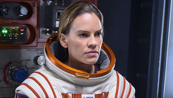 """¿Qué sucederá con Emma y con el resto de personajes en la segunda temporada de """"Away""""? (Foto: Netflix)"""