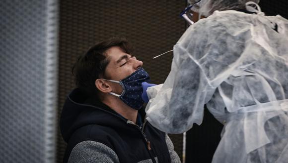Coronavirus en Francia | Últimas noticias | Último minuto: reporte de infectados y muertos hoy, lunes 12 de octubre del 2020 | COVID-19 | Foto: JEAN-PHILIPPE KSIAZEK / AFP).