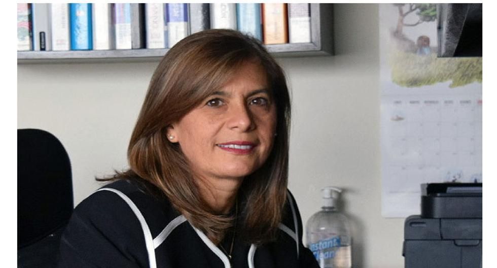 """""""Cualquier renegociación, sugerida en los términos presentados por el Premier Bellido, afecta a todas las inversiones que hay en el país"""", advierte María Julia Aybar, gerenta general de Perú LNG."""