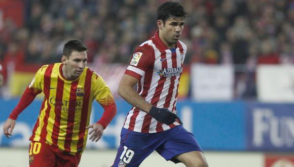 Barcelona y Atlético definirán título el sábado en el Camp Nou