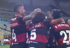 Flamengo vs. Junior: Matheus Thuler colocó el 1-0 de los brasileños por Copa Libertadores | VIDEO