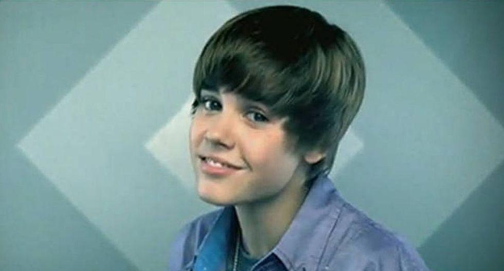 """Justin Bieber recordó que hace 10 años estrenó """"Baby"""", el hit que lo lanzó a la fama. (Foto: Captura)"""