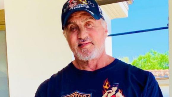 Stallone es reconocido mundialmente como uno de los principales actores del cine de acción de Hollywood (Foto: Sylvester Stallone / Instagram)