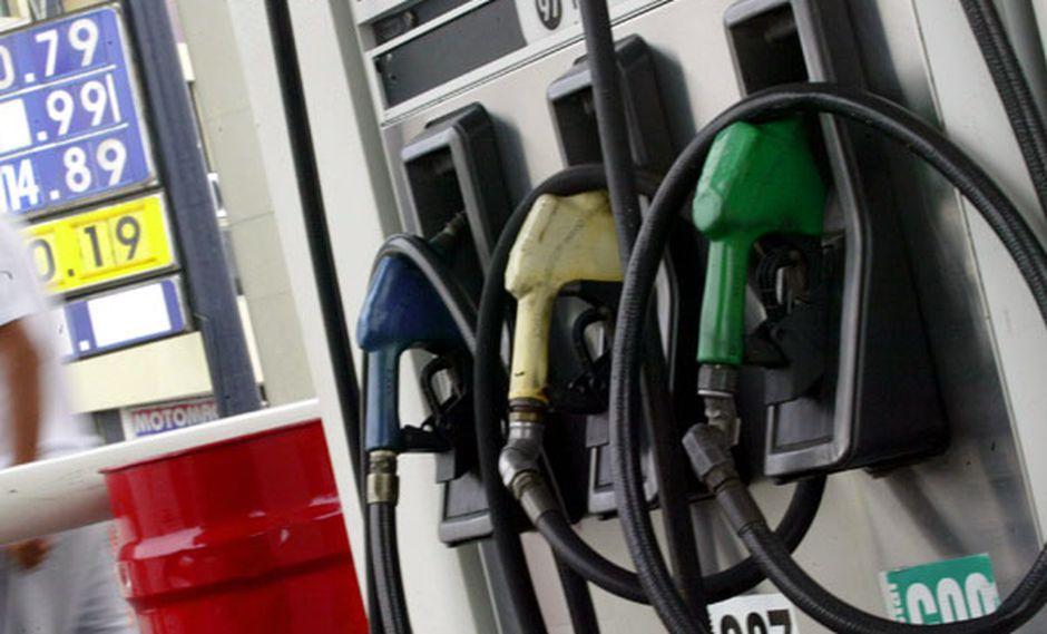 MEF tomó medidas para bajar gasoholes, gasolinas, GLP y diésel