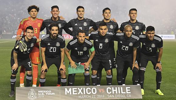 La Selección Mexicana de Gerardo Martino es la más cara de la historia. (AFP)