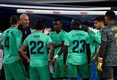 Sin Benzema: la convocatoria de Real Madrid para enfrentar a Inter por Champions League