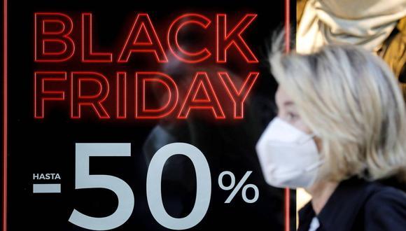 El Black Friday es el día en la que tiendas físicas y virtuales ofrecen descuentos, ofertas y promociones especiales para el público (Foto: AFP)