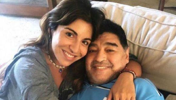 Gianinna Maradona expuso su enfado tras la difusión de audios y chats. (Foto: Gianinna Maradona)