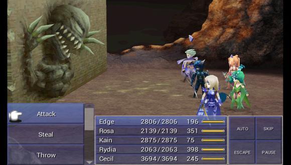Reseña: Final Fantasy VI llega para Android