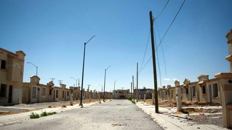 Los desarrollos inmobiliarios en muchas ocasiones no han previsto los servicios básicos necesarios. Foto: Getty images, Vía BBC Mundo
