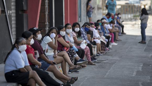 El Gobierno continuará ejecutando medidas para evitar el contagio de coronavirus. (Foto: Anthony Niño de Guzman/ GEC)