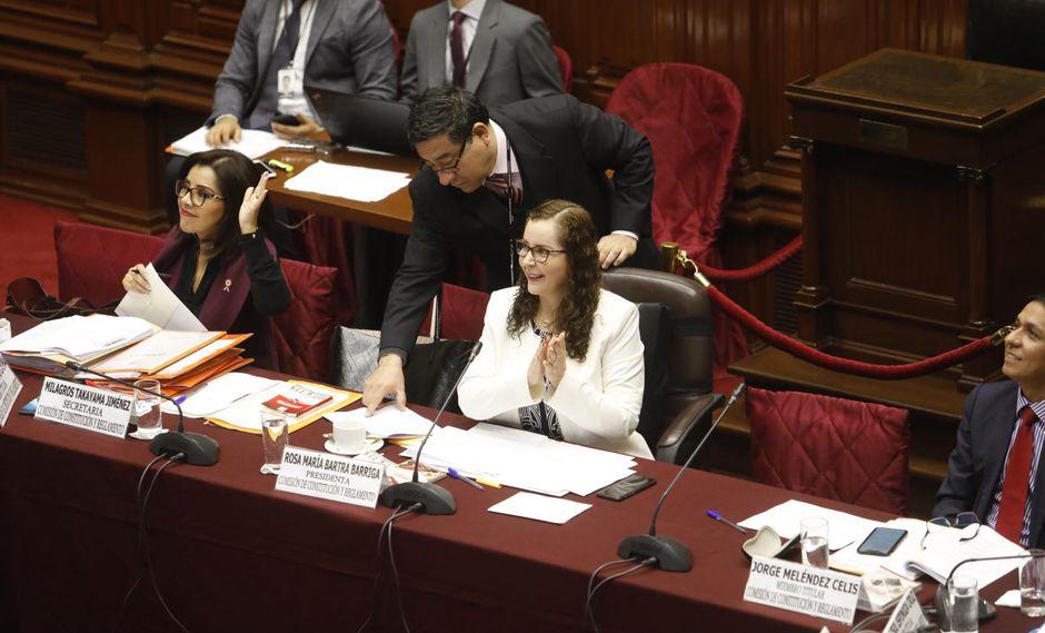 La sesión está programada para las 9.30 a.m. en el Palacio Legislativo. (Foto: GEC)