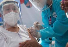 COVID-19: más de un millón 333 mil peruanos fueron inmunizados contra el coronavirus