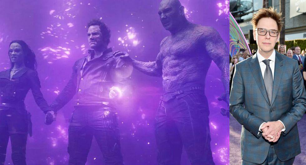 """Los """"Guardianes de la Galaxia"""" compartieron pronunciamiento en Instagram sobe el escándalo de James Gunn. (Fotos: Agencias/ Marvel Studios)"""