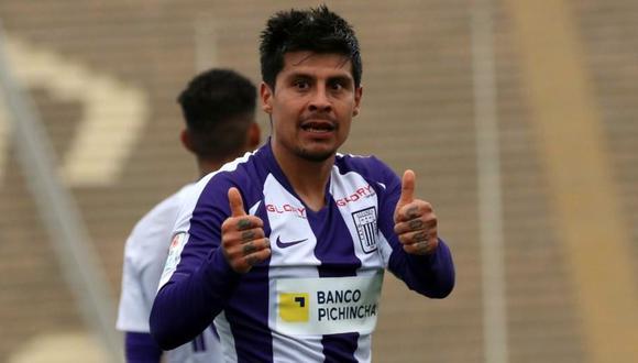 Patricio Rubio es alternativa para reforzar a Universitario de Deportes (Foto: Liga 1)