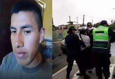 Tacna: Policías agreden e intentan detener a padres de soldado desaparecido | VIDEO