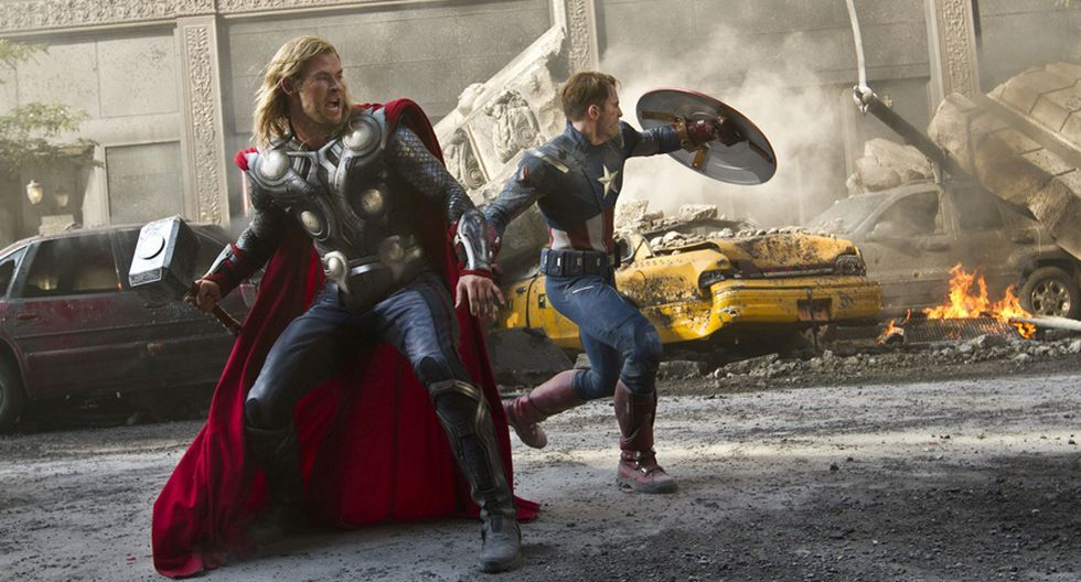 "Puesto: 06: ""Marvel's The Avengers""- Recaudación a nivel mundial: $1,518.8 - Año: 2012."
