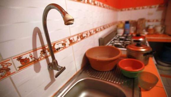 Sedapal confirmó corte de agua en 26 distritos tras huaicos