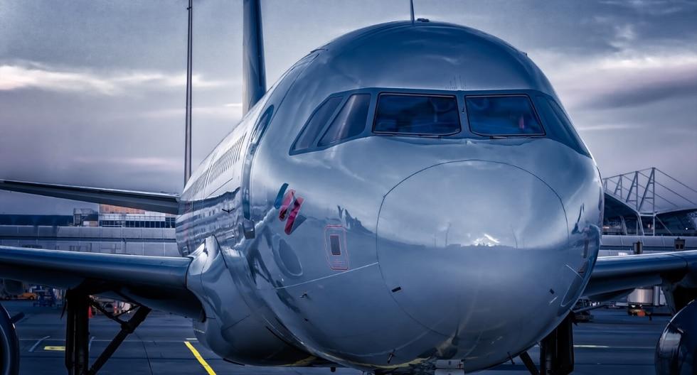 La aeronave realizaba muy probablemente un vuelo de prueba. (Foto: Pixabay/Referencial)