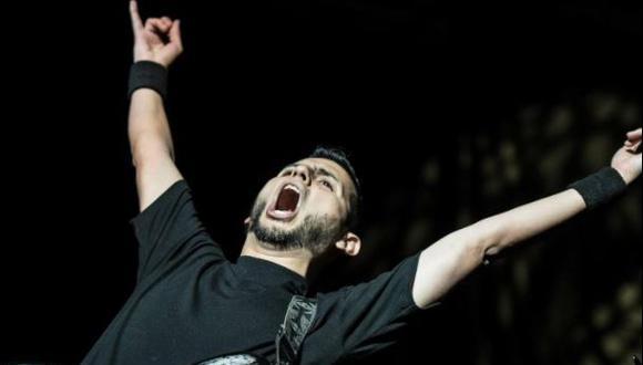 Kenneth Quiroz, miembro de la banda de rock Serial Asesino y Chabelos, murió a los 39 años. (Foto: @SeriaAsesino)