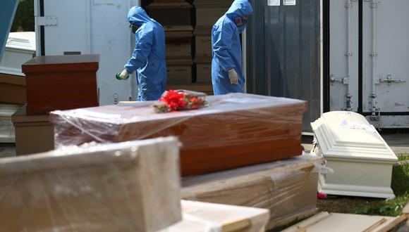 El número reportado por el Sinadef supero los 158 mil muertos por COVID-19.  (Foto: Archivo GEC)