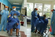 Dan de alta a paciente con COVID-19 en Ucayali que estuvo nueve días en Cuidados Intensivos
