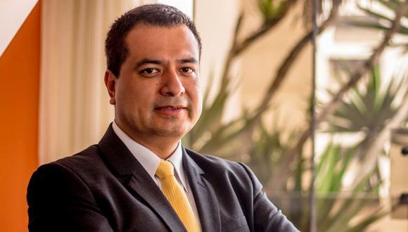 El doctor Walter Curioso es además miembro del comité de expertos en Salud Digital de la OMS y vicerrector de Investigación en la Universidad Continental. (Foto: Archivo personal)