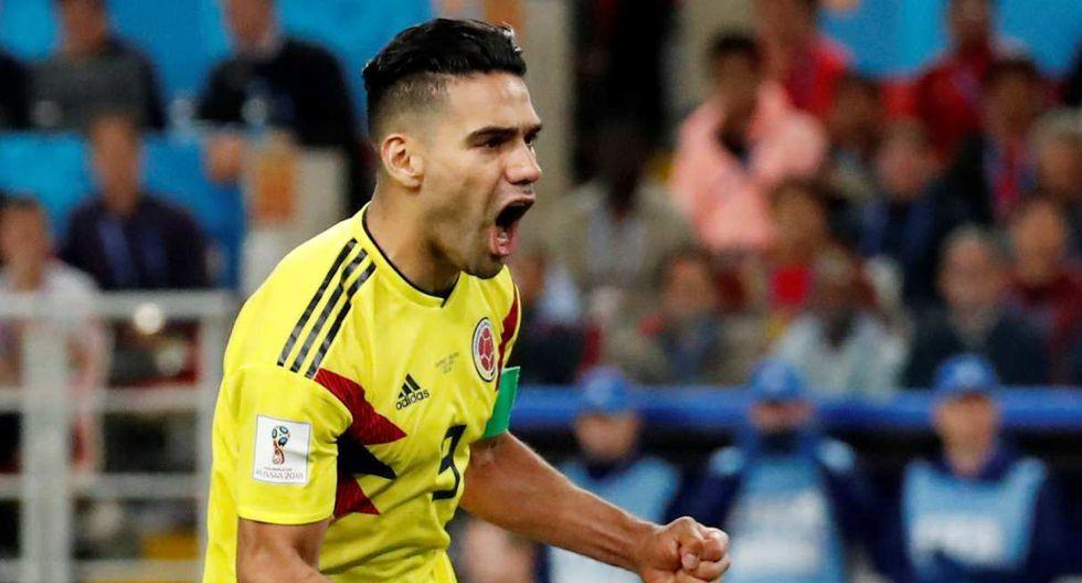 Radamel Falcao (Foto: Reuters)