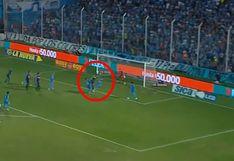 Boca vs. Belgrano: así fue el golazo de Lisandro López para el 1-0 de los xeneizes en Superliga | VIDEO