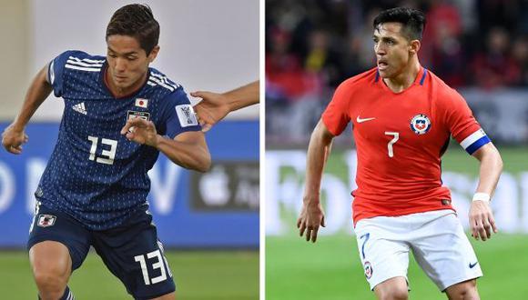Chile vs. Japón: chocan por el Grupo C de la Copa América 2019. (Foto: AFP)