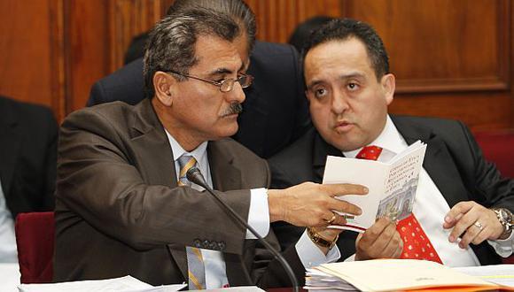 El informe que pide suspender a Gagó se verá la próxima semana