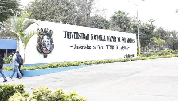 UNMSM posterga examen de admisión presencial por aumento de contagios de COVID-19. (Foto: GEC-Referencial)
