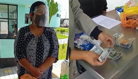 Arequipa: Personal del Inpe procedió a reportar el hecho al Ministerio Público y Policía Nacional, para los procedimientos conforme a ley. (Foto: Inpe)