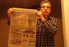 México 70: el coleccionista que conservó 3 tapas históricas de Perú en la famosa revista Kicker