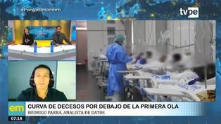 Coronavirus en Perú: descenso de fallecidos se acentúa más en mayores de 80 años