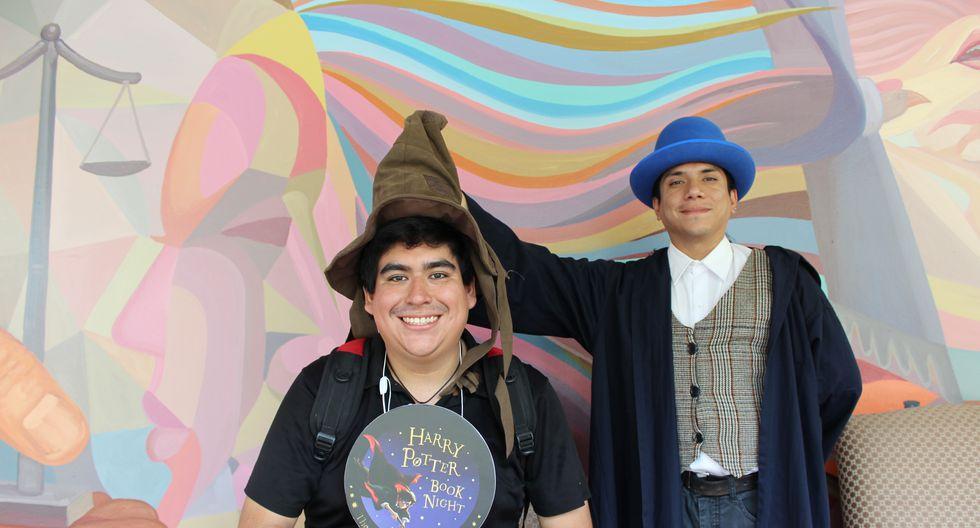 Harry Potter Book: más de 300 fanáticos disfrutaron del encuentro lleno de magia  (Foto: Difusión)
