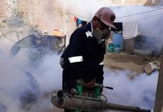 La Libertad: cerca de 1,800 viviendas fueron fumigadas para evitar brote del dengue   VIDEO