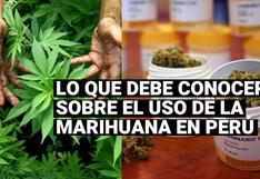 Todo lo que debe conocer sobre el uso de la marihuana y en qué momento usarlo