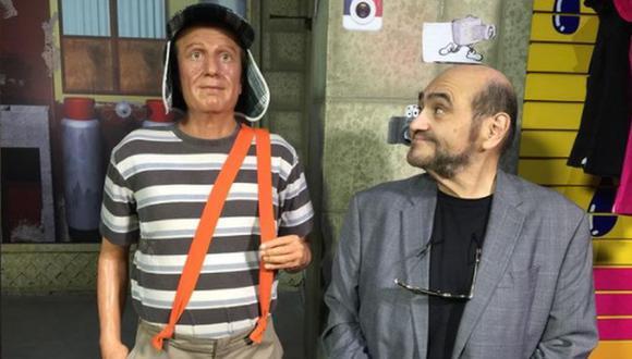 Edgar Vivar es conocido por haber interpretado al Señor Barriga, Ñoño, entre otros personajes creados por Chespirito (Foto: Edgar Vivar / Instagram)