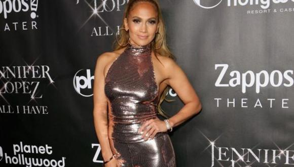 Jennifer López interpretará nueva canción en los American Music Awards | Foto: AFP