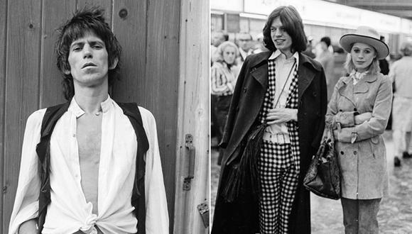 """Marianne Faithfull: """"Mi noche con Keith Richards fue la mejor"""""""