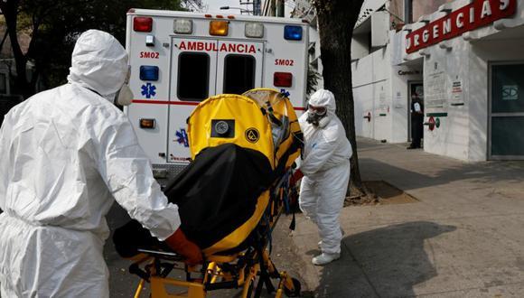 Coronavirus en México | Últimas noticias | Último minuto: reporte de infectados y muertos hoy, lunes 11 de enero del 2021 | Covid-19. (Foto: REUTERS/Carlos Jasso).