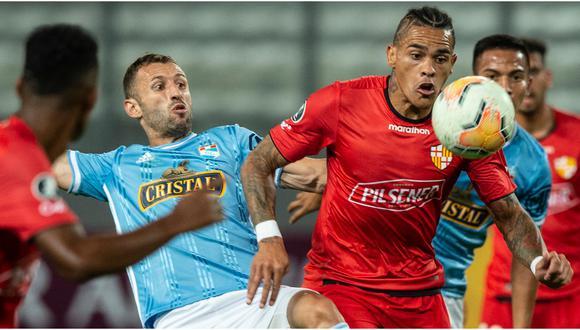 Sporting Cristal quedó fuera de la Copa Libertadores al caer por un marcador global de 5-2 en contra.