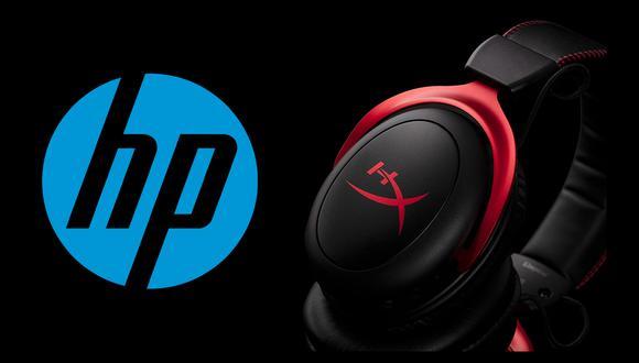 HP compró HyperX. (Foto: Composición HP/Hyperx)